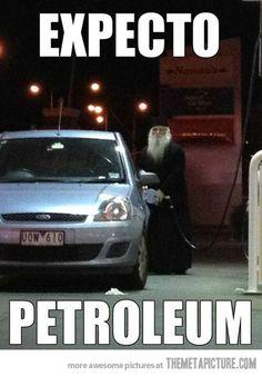 Found Dumbledore…