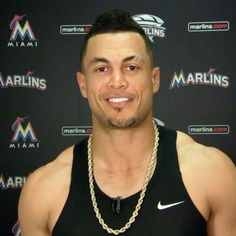 "20k Likes, 111 Comments - @espn on Instagram: ""Reigning Home Run Derby champ Giancarlo Stanton has a message for fans."""