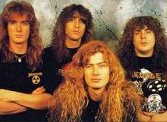 David Ellefson/Jeff Young/Dave Mustaine/Chris Behler