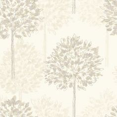 Love this Boulevard - Neutral Wallpaper from Homebase.co.uk