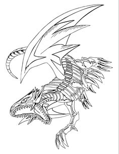 Sports Coloring Pages, Dragon Coloring Page, Coloring Pages To Print, Free Printable Coloring Pages, Coloring For Kids, Coloring Pages For Kids, Yu Gi Oh, Monster Truck Drawing, Monster Truck Coloring Pages