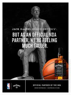 Jack+Daniel's+Partners+with+NBA