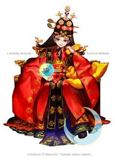 no backgraound by on DeviantArt Korean Art, Cute Korean, Asian Art, Korean Traditional Dress, Traditional Dresses, Korean Illustration, Korean Painting, Korean Hanbok, Fantasy Girl