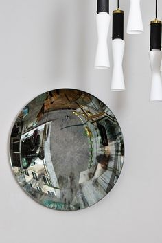 Fantastic Concave Mirror by French Artist Christophe Gaignon 9