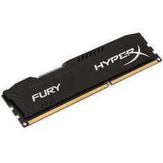 Mega Mamute Tooop! Memória 4GB (1x4GB) DDR3 1600MHz Fury Black - R$ 134,10 à vista