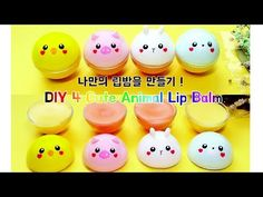 Clay Crafts, Lip Balm, Cute Animals, Youtube, Crafts, Pretty Animals, Cutest Animals, Cute Funny Animals, Youtube Movies