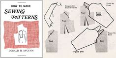 How to Make Sewing Patterns - Book Review