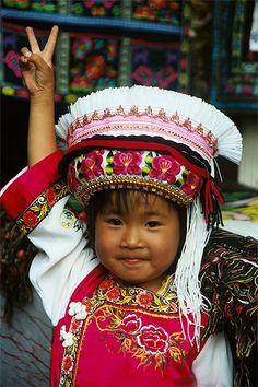 Enfants du monde CHINE Plus