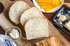 Grilled cheese sandwiches are the perfect lunch recipe. Bread is filled with gooey cheese and panfried until it has a perfectly golden crust. Dip in tomato soup for the perfect lunch recipe! #spendwithpennies #grilledcheese #grilledcheesesandwich #lunchrecipe #easyrecipe Grilled Cheese Recipes Easy, Grilled Cheese Rolls, Perfect Grilled Cheese, Making Grilled Cheese, Best Cheese, Cheesy Recipes, Grill Cheese Roll Ups, Golden Crust, Cheap Easy Meals