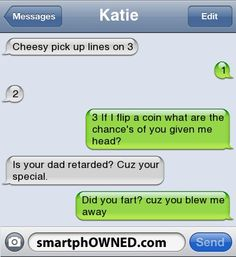 funniest chat up lines ever