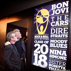 Bon Jovi, Rock and Roll Hall of Fame, Class of 2018