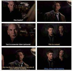 #Supernatural - Season 6 Episode 7