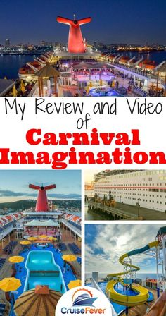 I just sailed on Carnival Imagination out of Long Beach, California on a cruise to Ensenada, Baja California, Mexico.  Check out what I thought about this Fantasy-class ship and see a video tour from bow to stern.#cruisefever #carnivalimagination #carnival #carnivalcruise #carnivalcruiseship #cruiseship