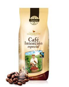 Cafe Intencion Espresso 2 x 500 g Bohne | online kaufen bei Gourvita