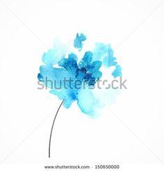 Стоковые вектора и векторный клип-арт Flowers | Shutterstock