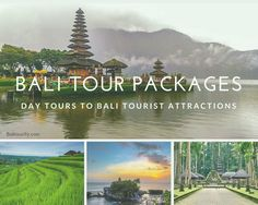 Bali Tour Packages - Day Tours to Bali Tourist Attractions - Balitourify