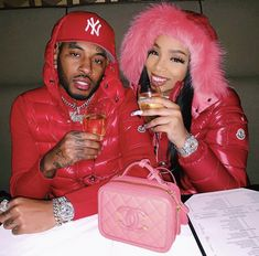 Cute Couples Goals, Couple Goals, Vanity Bag, Bonnie Clyde, Couple Outfits, Moncler, Fashion Backpack, Girlfriends, Bae