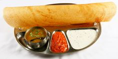 The #PlainDosa made by the expert cooks at #katering.in is #delicious and sumptuous and is loved by all.