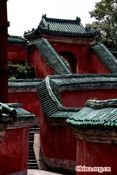 Scenery of Wudang Mountains in Hubei - China.org.cn