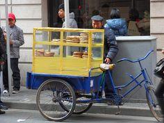 Uzbek Bread Bike