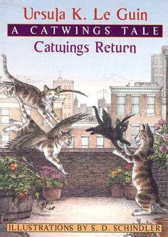 Catwings Return (Catwings Series #2)