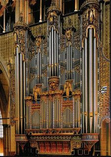 westminster abbey organ - Google Search