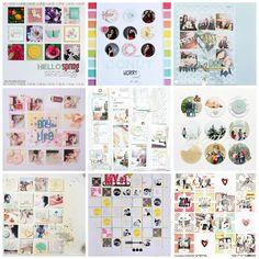FSN: Tutorial: Layout con Muchas Fotos