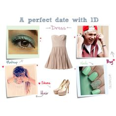 Date with Niall - Polyvore