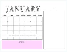 January 2019 Goals Planner A Brilliant Goal Setting Planner For The