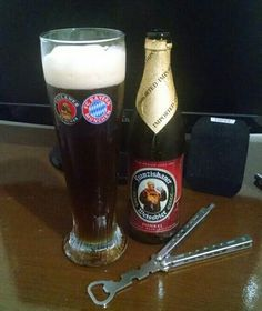Franziskaner Hefe-Weisse Dunkel ABV #hefeweisse #dunkel #franziskaner #spatenfranziskanerbrau #cerveja #bier #biere #birra #cerveza #beer #pin