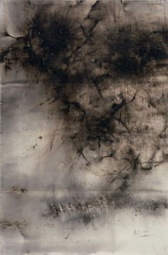 The Burn Paintings of Cai Guo-Qiang