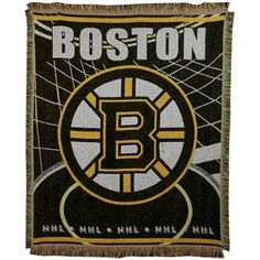 Shop NHL Apparel and Hockey Gear from the ultimate NHL Store. Our NHL Merchandise includes NHL Jerseys, Clothing, and Fan Gear is in stock and ready to buy. Nhl Hockey Jerseys, Hockey Gear, Nhl Apparel, Dont Poke The Bear, Nhl Boston Bruins, Wash N Dry, Jacquard Weave, Blanket