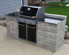 Außenküche Selber Bauen Unterkonstruktion : Pizzaofen holz selber bauen schamottsteine klinkerziegel outdoor