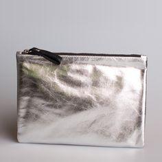 Heroine Mini-Clutch - Silver Bell