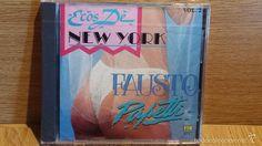 FAUSTO PAPETTI. ECOS DE NEW YORK. VOL. 2 - CD / KUBANEY-CANADÁ - 1989. 16 TEMAS / PRECINTADO.