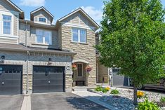 Gorgeous Townhome in Caledon With Upgraded Kitchen '20! Mls Listings, Great Team, Above And Beyond, Townhouse, New Homes, Real Estate, Mansions, Street, House Styles