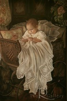 Robin Ewing it is an oil done on linen. What a beautiful painting.