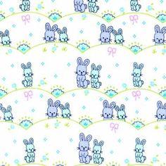 Oh Baby-Boy Bunny Scallop Blue