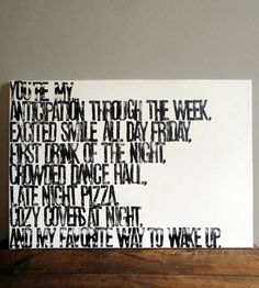 Anticipation Canvas Painting  | Show someone just how you feel with this affectionate canvas. ... | Posters