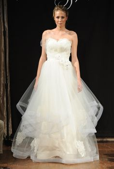 new Sarah Jassir wedding dresses spring 2013