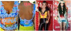 Resultado de imagem para abada customizado com renda Rave, Style, Fashion, Craft, Raves, Moda, La Mode, Fasion, Fashion Models