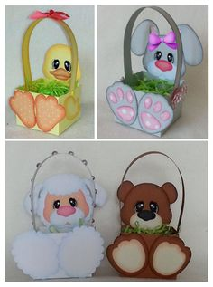Easy Easter Crafts for Kids to Make Easter Projects, Easter Crafts For Kids, Spring Crafts, Holiday Crafts, Crafts For Kids To Make, Diy And Crafts, Foam Crafts, Paper Crafts, Easter Baskets