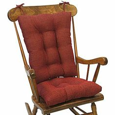 rocking chair cover- available in brown $40