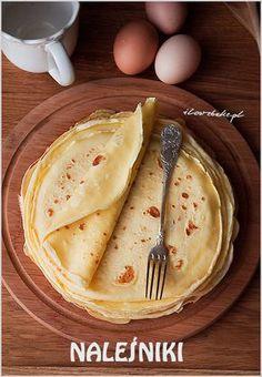 Polish Recipes, Egg Recipes, Kitchen Recipes, Dessert Recipes, Healthy Recipes, Polish Food, Natural Health, Cravings, Brunch
