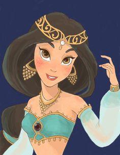 *JASMINE ~ Aladdin,