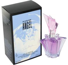 Angel Peony Perfume EDP By THIERRY MUGLER 0.8 oz Spray Refillable FOR WOMEN  NIB #THIERRYMUGLER