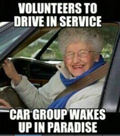 Old people... Lol.