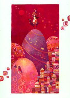 Illustrations Anja Klauss Portfolio : Portfolio