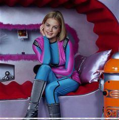 Zenon, in the space-stay.