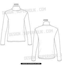 Blank tshirt template worksheet in png picture editor for Long sleeve t shirt template illustrator